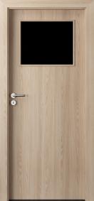 Интериорни врати Porta DECOR Narrow Light Портадекор Дърво 1