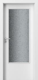 Интериорни врати MINIMAX Модел D Бяло