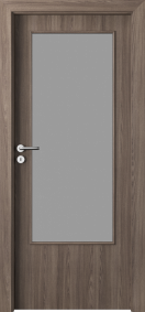 Интериорни врати Porta DECOR Narrow Light Портадекор Дърво 2