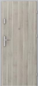 Вътрешни входни врати AGATE Plus Marquetry 1 Сребърна акация