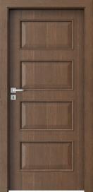Интериорни врати бургас 5.1 Естествен фурнир