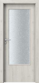 Интериорни врати Porta DECOR Narrow Light Норвежки бор