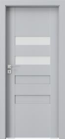 Интериорни врати Porta CONCEPT Сиво Евроинвест