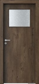 Интериорни врати Porta DECOR Narrow Light Южен дъб
