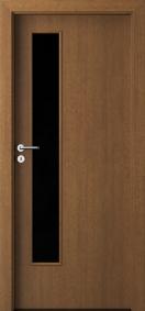 Интериорни врати Porta DECOR Narrow Light Порадерко Дърво