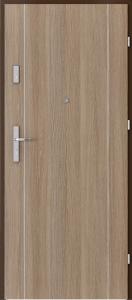 Вътрешни входни врати AGATE Plus Marquetry 1 Дъб Милано 2