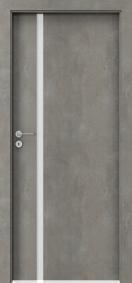 Врати за Баня Porta FOCUS Светъл бетон