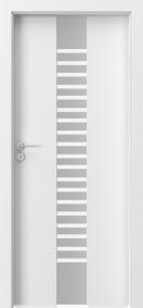 Интериорни врати Porta FOCUS бял