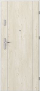 Вътрешни входни врати AGATE Plus Marquetry 1 Скандинавски дъб